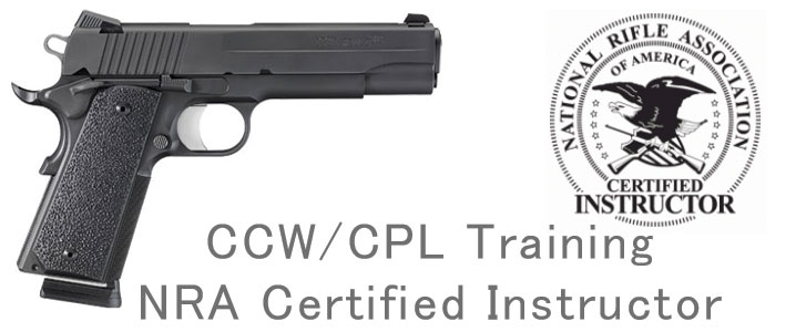 Six Shooters Gunsmithingcpl Ccw Classes